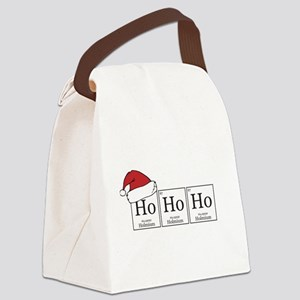 Ho Ho Ho [Chemical Elements] Canvas Lunch Bag